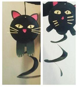 halloween cat crafts for preschoolers