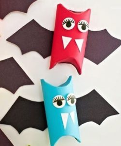 kids fun halloween craft ideas