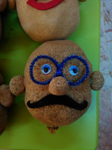 lawn man craft activity for kids