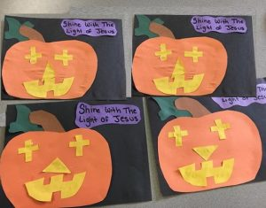 preschool craft ideas for halloween