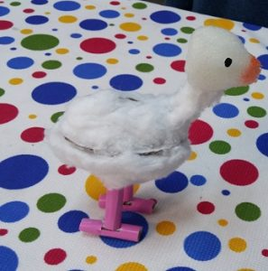 preschooler stork craft ideas