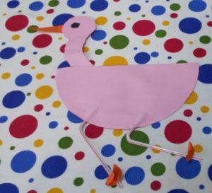 stork craft ideas for kindergartners