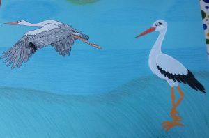 stork craft ideas for preschool and kindergarten