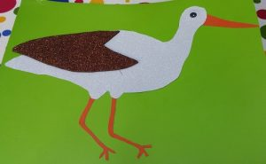 stork craft ideas for preschoolers