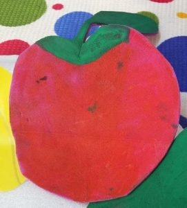 apple craft ideas for preschool and kindergarten