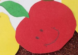 apple craft ideas for preschool & kindergarten