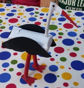 stork craft ideas for preschool and kindergarten toilet paper roll craft