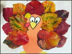 thanksgiving turkey craft ideas for kids