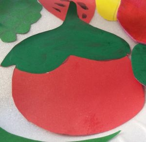 tomato craft ideas for preschool and kindergarten