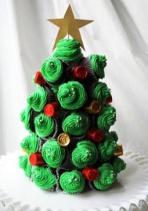 Celebration christmas tree craft ideas for preschool and kindergarten