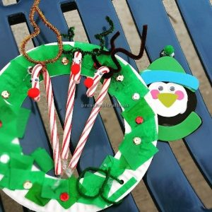 New year craft idea for toddler