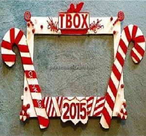 happy new year crafts ideas t-box
