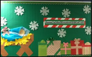 new year bulletin board activity ideas for kindergarten