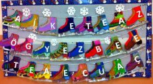 preschool winter bulletin board ideas