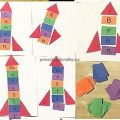 rocket craft ideas for preschool and kindergarten