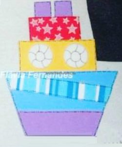 ship craft idea for preschool and kindergarten