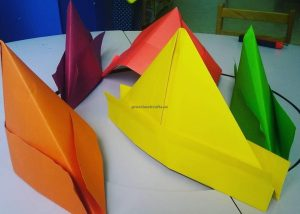 ship craft ideas for preschool and kindergarten