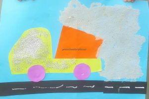 truck craft ideas for preschool and kindergarten