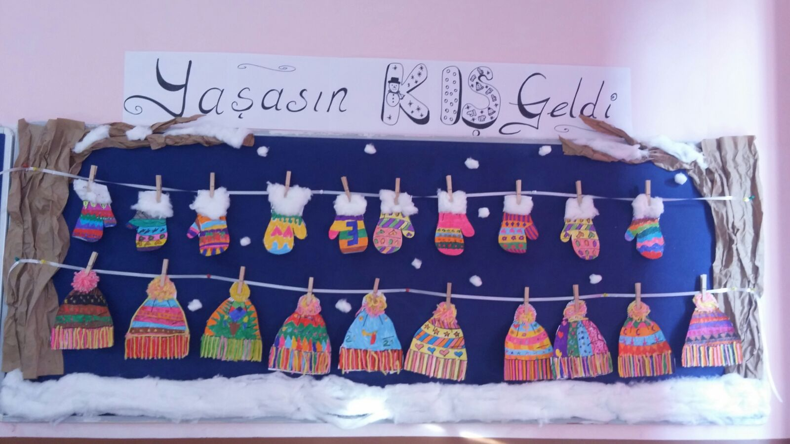 Winter Bulletin Board Ideas For Preschool And Kindergarten