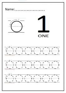 Writing uppercase letter O worksheet