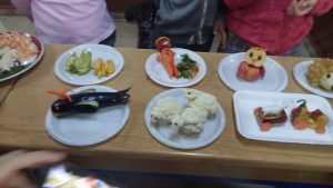 furuits and vegetables activity ideas for elemantry