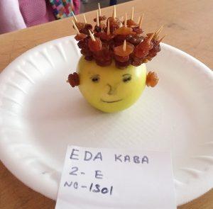 kindergarten furuits diy craft activities