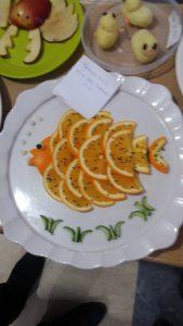 orange fish diy art craft activity for kids