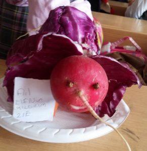 vegetables diy crafts
