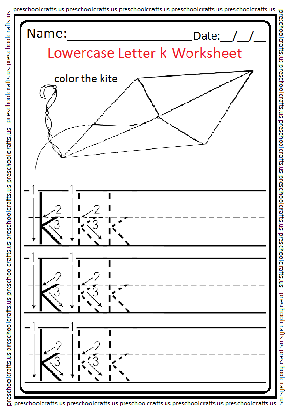 It's just an image of Exhilarating Printable Worksheets for Pre Kindergarten
