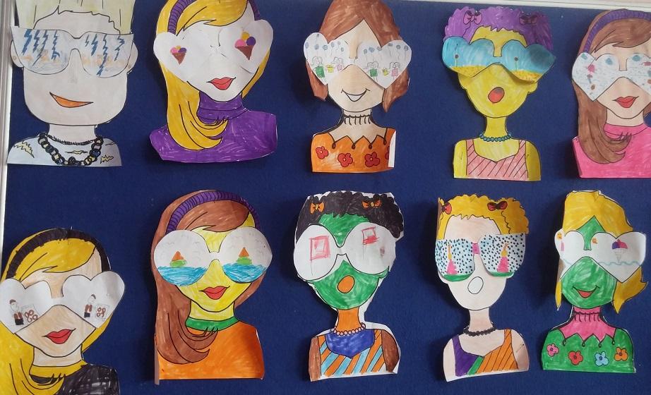 preschool creative craft activity idea