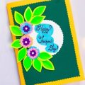 Teachers Day Craft Idea - Happy Teachers Day Card