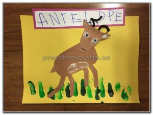 antelope crafts